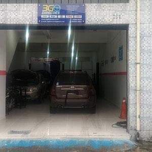 Instalação de Direção Elétrica